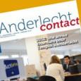 Foes verdeelt het gemeenteblad van Anderlecht