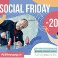 Black Social Friday : 20 euros waardebon !